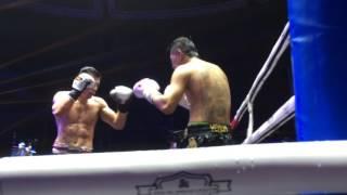 Fighters Unite Masoud Minaei vs Sudsakorn R3