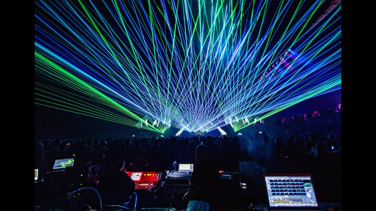 Laser Show Projector The Kvant Clubmax Line Youtube