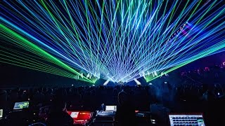 Laser Show Projector - The KVANT ClubMAX line