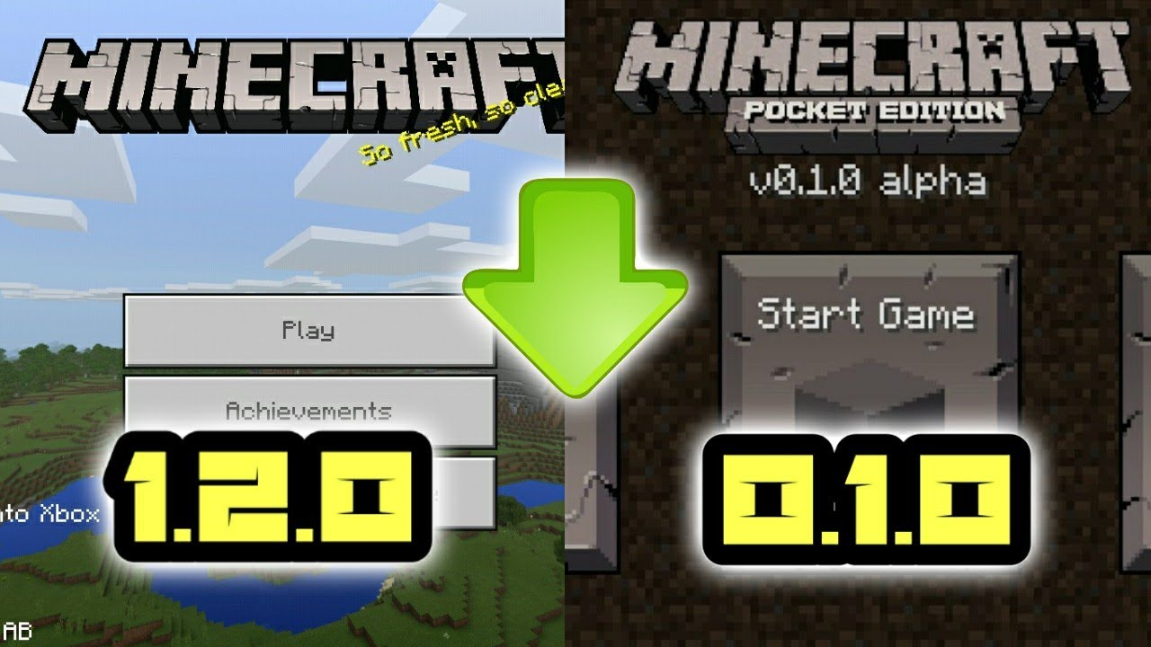download minecraft pe ios 2018