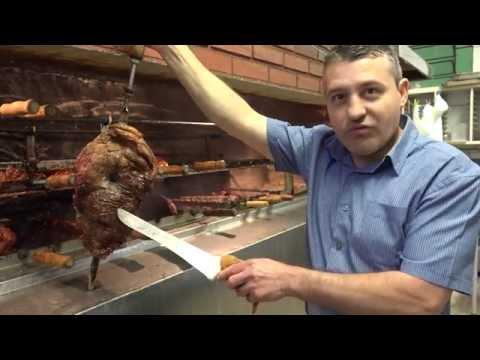 Barbecue in Brazil - Brazilian Steakhouse / Churrascaria