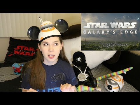 Star Wars Land: An Excruciatingly In-Depth Prequel