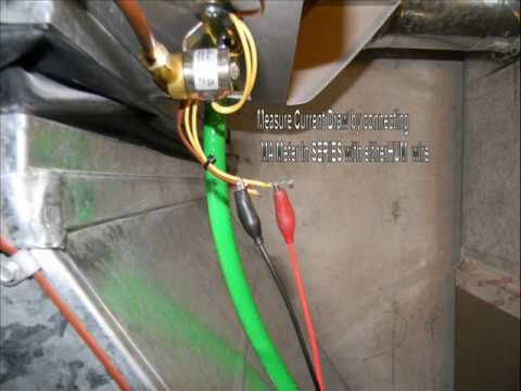 hvac wiring diagram thermostat universal relay humidifier installation april air install bypass youtube
