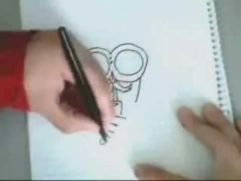 dibujos animados xxx