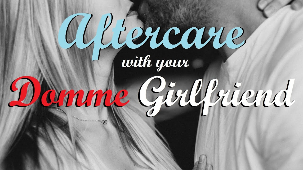 Aftercare with your Loving Domme Girlfriend ASMR Roleplay -- (Female x Listener) (Binaural)