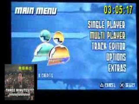 PSP loading times