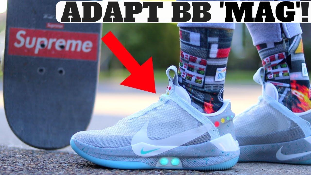 stellt Schuhe mit Nike Sprachsteuerung vor 5AScjq34RL