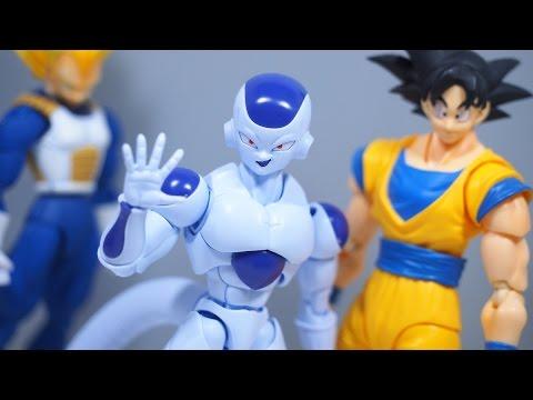 c SH S.H Figuarts Dragon Ball Z Frieza Freezer Final Last Form Bandai New***