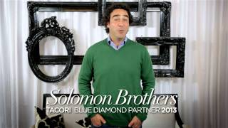 Solomon Brothers- The Only Tacori Blue Diamond Store in GA
