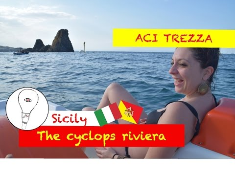 ACI TREZZA - The Cyclops Riviera - Catania, Sicily, Italy