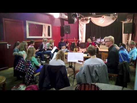 Ukelele workshop bij Gitaarschool Apeldoorn