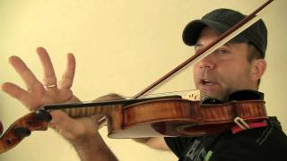 learn twinkle twinkle little star on the violin