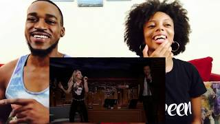 MILEY CYRUS - WHEEL OF MUSICAL IMPRESSIONS (TH&CE'REACTION) Video