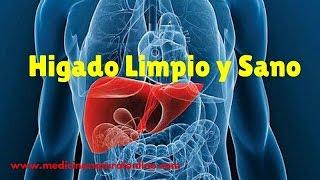 COMO TENER UN HIGADO LIMPIO Y SANO - DIETAS PARA DESINTOXICARLO