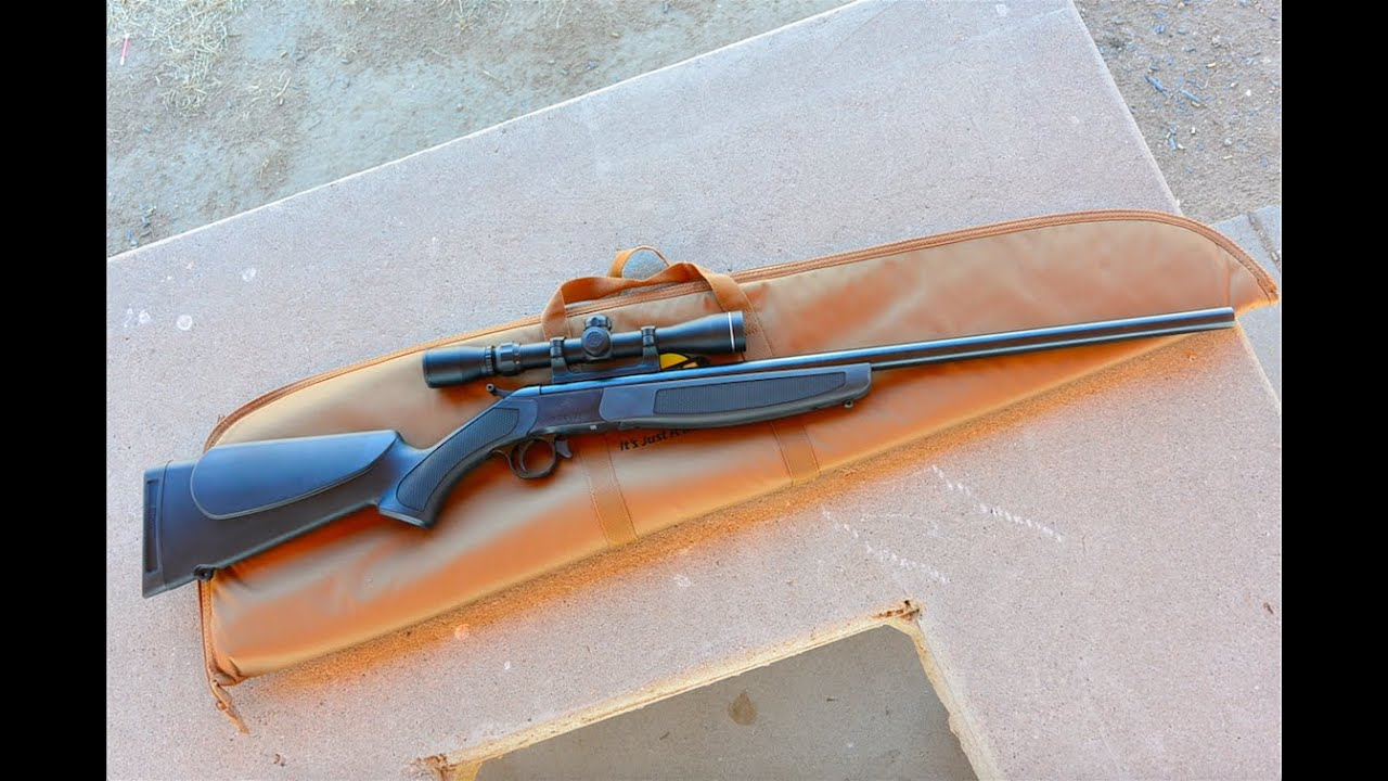 CVA Hunter Rifle Package in 45-70