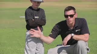 SKLZ Baseball Training Bases Running to First Drill
