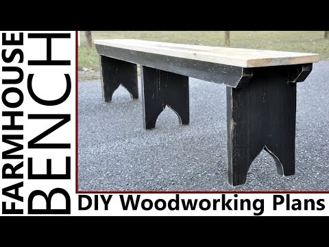 One Day Woodworking - You can BUILD this Bench!