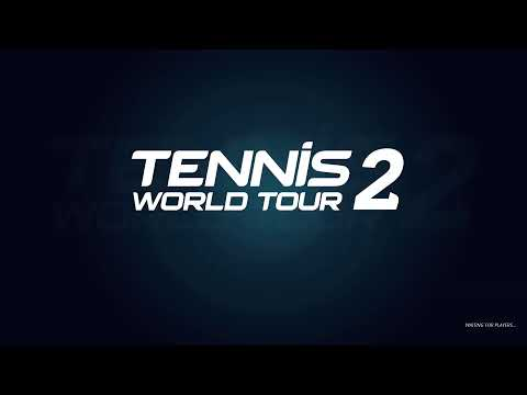Tennis World Tour 2 -Online Rank 73th In The World  