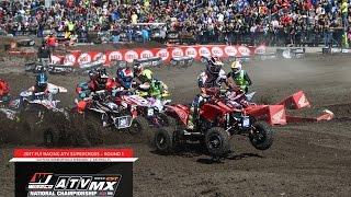 Daytona ATV Supercross - ATV Motocross National Series - Episode 1 - 2017