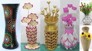10 Best collection Flower Vase from different materials