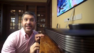 LG Signature OLED TV W with James Deakin