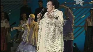 Download Людмила Зыкина - Течёт река Волга Mp3 and Videos