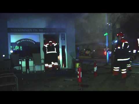 Elektrisk fejl udløste brand hos Dilans Pizzaria i Korsør