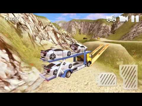 John: Truck Car Transport - Level 6 to 20 - Android & Ios - Gameplay Full HD