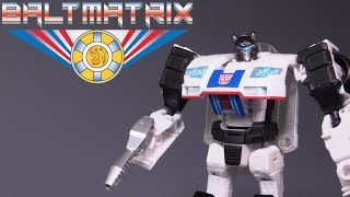 Video Review: Transformers: Power of the Primes - Deluxe JAZZ