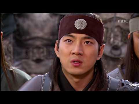 [고구려 사극판타지] 주몽 Jumong 부여궁을 빠져나가려다 잡힌 주몽 일행
