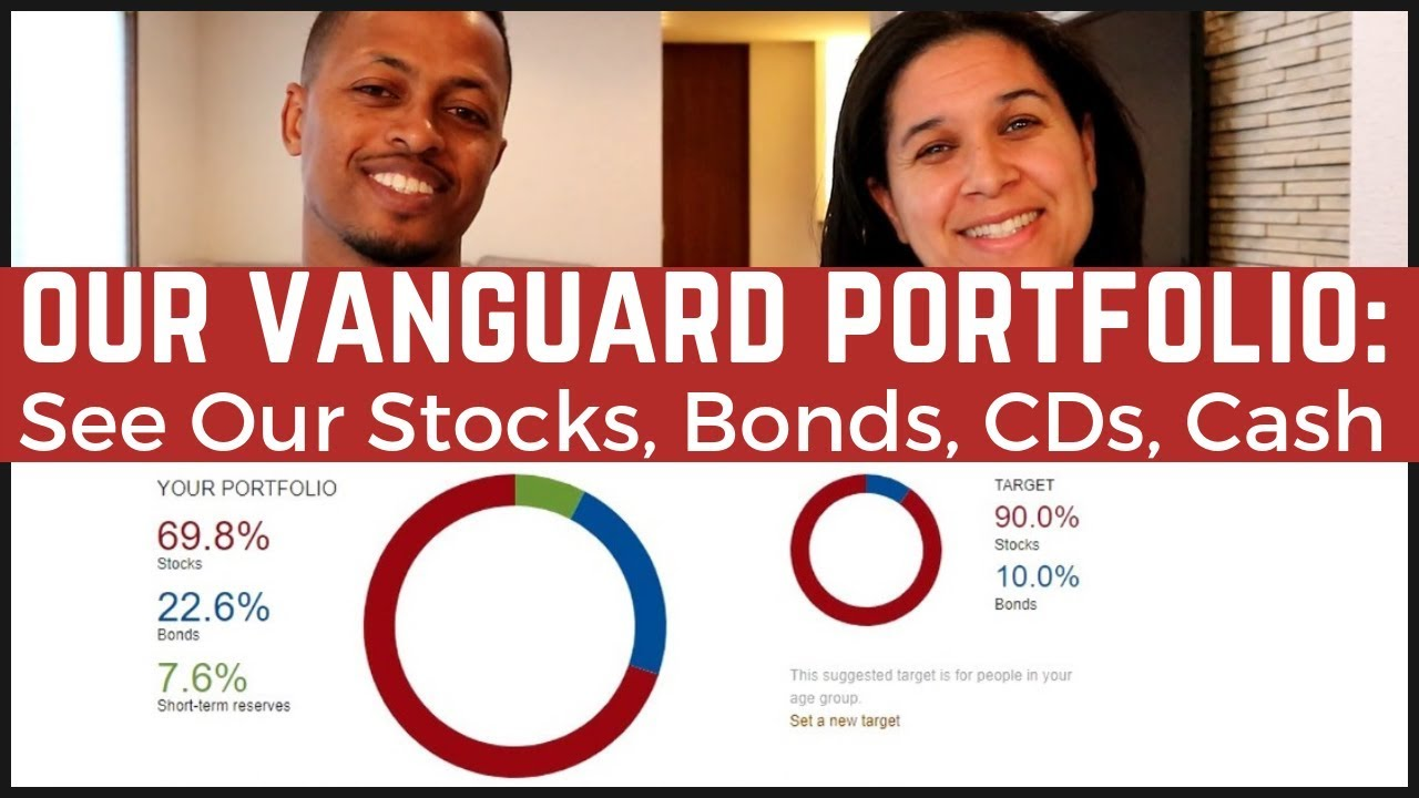 Our Vanguard Portfolio: How We're Investing for Financial Independence