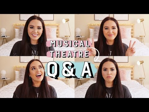 MUSICAL THEATRE Q&A 🎭
