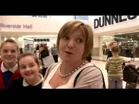 Official Opening of Bridgewater Shopping Centre, Arklow 2007