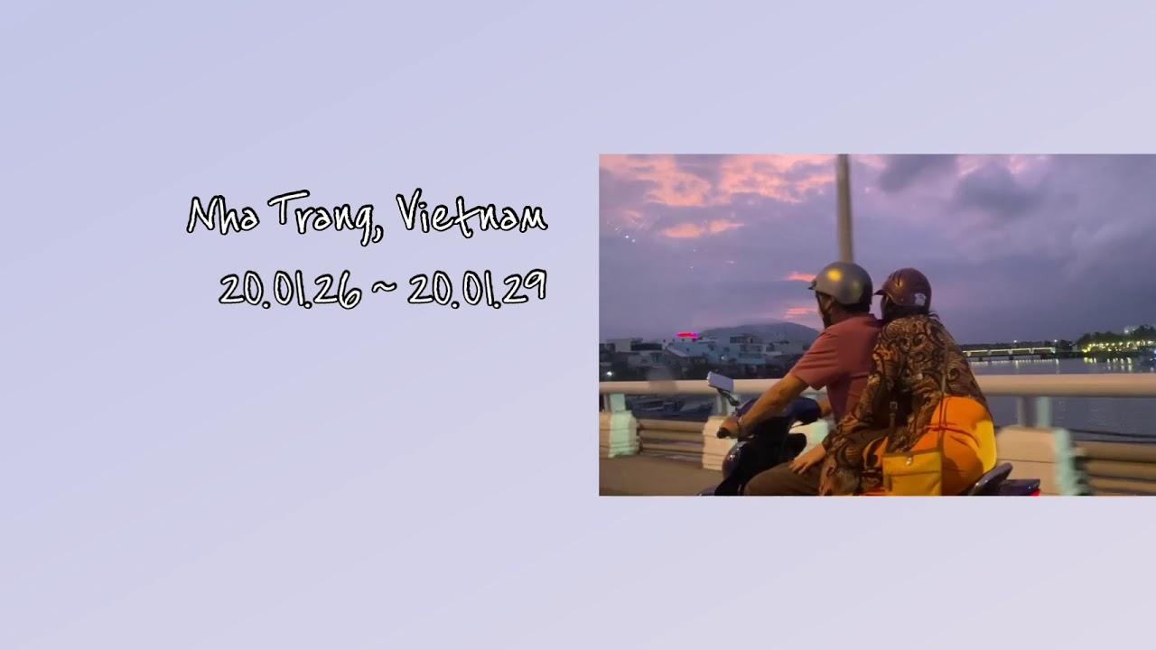 [베트남여행Vlog] 나트랑 여행 영상 짜깁기를 해보았습니다 |여행브이로그|베트남나트랑