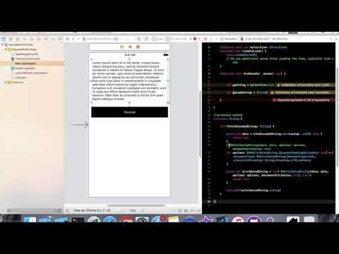Decode HTML Entities In Swift Using NSAttributedString