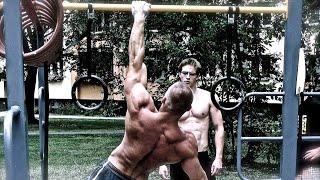 Street Workout Motivation i-SPORT