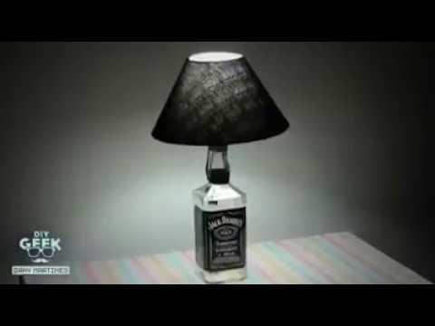 Lampshade jack daniels youtube lampshade jack daniels aloadofball Images