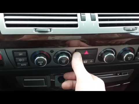 """Привязка ключа №1 к модулю автозапуска """"MOTOR START BMW"""" для BMW E65, E66, E67"""