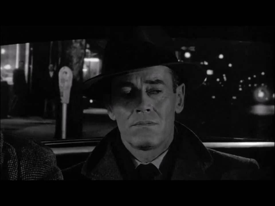 Download The Wrong Man (1956) Henry Fonda. Shop Scene (Part 3)