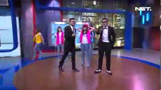 tutorial shikat miring by cherrybelle the comment net tv youtube