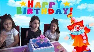 ARKADAŞIM ELİFİN DOĞUM GÜNÜNE GİTTİK! - Çok Eğlendik Oynamalara Doyamadık- Happy  Birthday ELİF