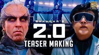 2.0 - Official Teaser Tamil | Editor Anthony Interview | Rajinikanth, Shankar Movie Making