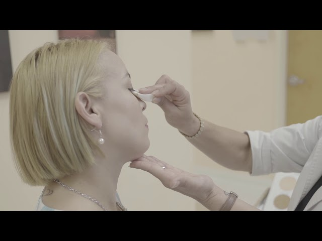 Donna Parady, Aesthetician: Total Eye by ColorScience