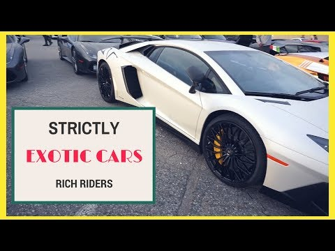 Luxury Expensive Exotic Cars Lamborghini Rolls Royce Ferrari