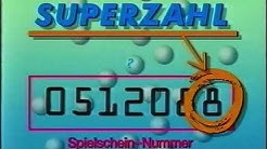 ARD Lotto Ziehung 4.4.1992