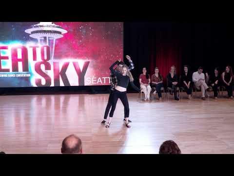 Sea to Sky 2019 Advanced J&J Finals - Branden & Charlotte