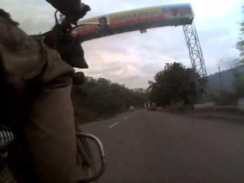 Riding Delhi to Manali
