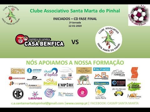 2 jornada fase final 2018 2019  CASMP vs CB Charneca da Caparica