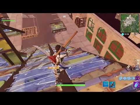 Eight Layer Ramp Rush Attempt Day 1