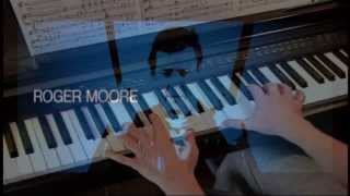Moonraker -- Theme -- Piano